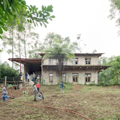 Montessori Tosepan 4:  Schulen von Komoni_Arquitectos