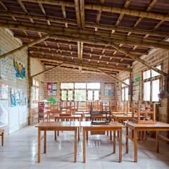 Montessori Tosepan 7:  Schulen von Komoni_Arquitectos