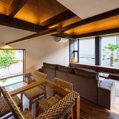 Ruang Makan oleh 一級建築士事務所haus, Asia