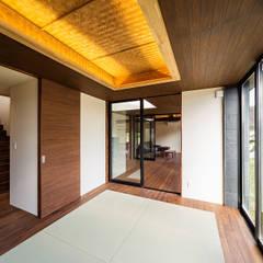 Ruang Multimedia oleh 一級建築士事務所haus, Asia