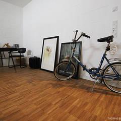 Arbeitsbereich:  Arbeitszimmer von tbia - Thomas Bieber InnenArchitekten