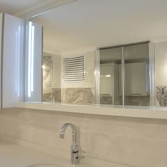 ACS Mimarlık – Narlıdere'de Yeni Bir Yaşam, İzmir:  tarz Banyo