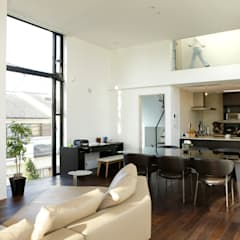 Dining room by TERAJIMA ARCHITECTS