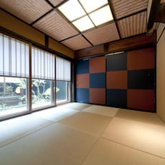 Media room by 有限会社 TEAMWORKS