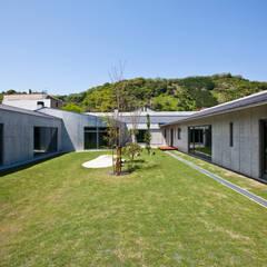 Garden by 依田英和建築設計舎