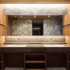 AH2: 依田英和建築設計舎が手掛けた浴室です。