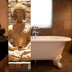 Salle de bain Zen, Founex: Salle de bains de style  par LAdesign