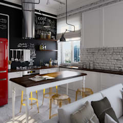 Kitchen by Aiya Design
