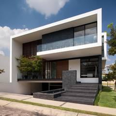 منازل تنفيذ GLR Arquitectos