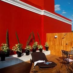 Khách sạn by Taller Estilo Arquitectura