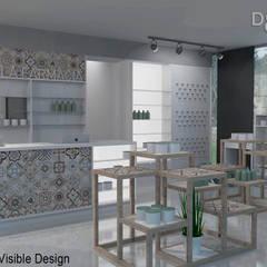 LA FARMACIA : Espacios comerciales de estilo  de Nuria Decor3D