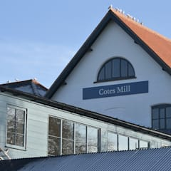 Cotes Mill:  Office buildings by Floors of Stone Ltd