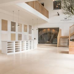 Cotes Mill:  Walls by Floors of Stone Ltd