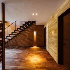 高石の家: kitano99が手掛けた壁です。,