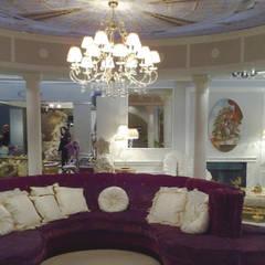 Contract & Hotel: Allestimenti fieristici in stile  di BenciDesign