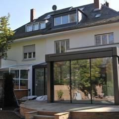 بيت زجاجي تنفيذ Metallbau Beilmann GmbH , تبسيطي