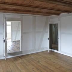 Umbau eines stattlichen Handwerkerhauses Jahrgang 1784:  Fenster von Architekturbüro Gerhard Catrina AG