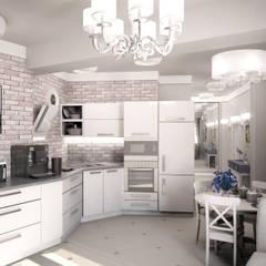 Dining room by Гурьянова Наталья