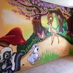 اتاق کودک by MR.Graffiti