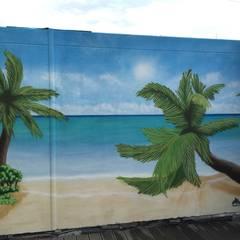 Meerblick:  Garage & Schuppen von MR.Graffiti