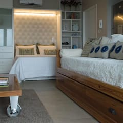 Bedroom by MINBAI, Modern Wood Wood effect