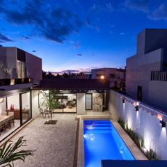 Pool by Cambio De Plano , Modern