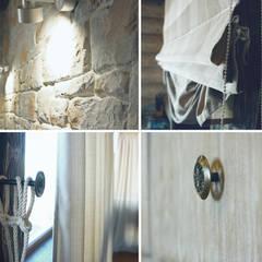 Деревянный дом : Стены в . Автор – ULJANOCHKIN DESIGN*STUDIO