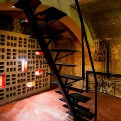 Wine cellar by Taller Estilo Arquitectura