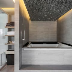 modern Spa by HO arquitectura de interiores