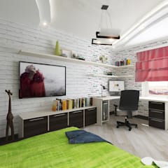 Nursery/kid's room by Design Rules