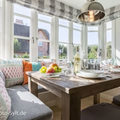 Dining room by Immofoto-Sylt