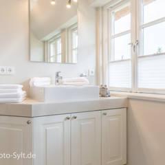 Ferienhaus in List:  Badezimmer von Immofoto-Sylt