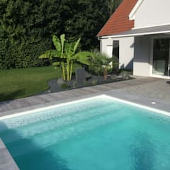 classic Pool by Schwein Aménagement