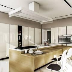 آشپزخانه by Vilaça Interiores