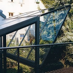 glashaus -  wintergarten:  Wintergarten von allmermacke