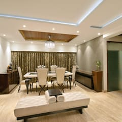 RESIDENCE AT KHAR :  Houses by Ar. Milind Pai