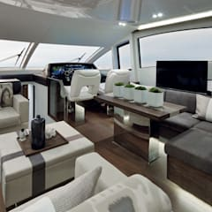 Pearl 65:  Yachts & jets by Kelly Hoppen