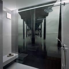ห้องน้ำ โดย The Vibe, มินิมัล