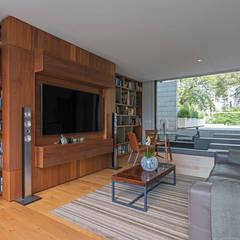 PH Andersen: Salas de estilo  por Faci Leboreiro Arquitectura