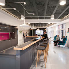 ThoughtWorks - Creating a collaborative workplace:  Offices & stores by Morgan Lovell