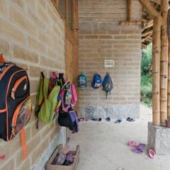 Montessori Tosepan 10:  Schulen von Komoni_Arquitectos