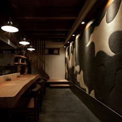 Walls by IZUE architect & associates