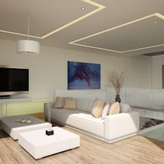 Media room by 21arquitectos