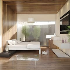Bedroom by 21arquitectos