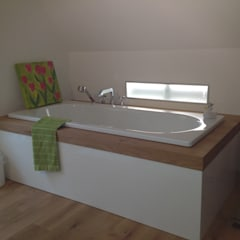 country Bathroom by kg5 architekten