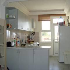 Alanya Sunlife Real Estate & Constructions – Alanya Sun Life: akdeniz tarzı tarz Mutfak