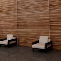 Servicios/corporativo: Oficinas y tiendas de estilo  por ESTUDIO FD