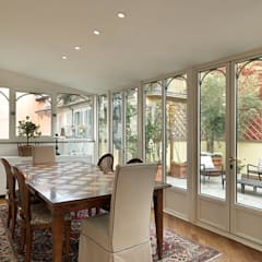Conservatory by homify, Classic