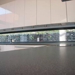 Revitalisierung Haus Z. Marburg:  Fenster von kg5 architekten