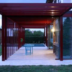 Conservatory by Riccardo Bandera Architetto